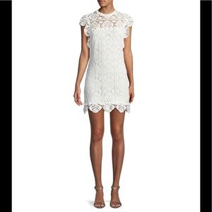 Saylor Fiona Embroidered Crotchet Lace wedding